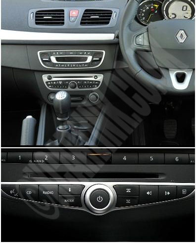 ipod interface for new renault 2009 2011 renault. Black Bedroom Furniture Sets. Home Design Ideas
