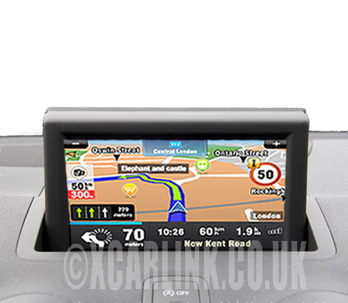 Audi A1 SatNav GPS Touch Screen Multimedia Video Interface