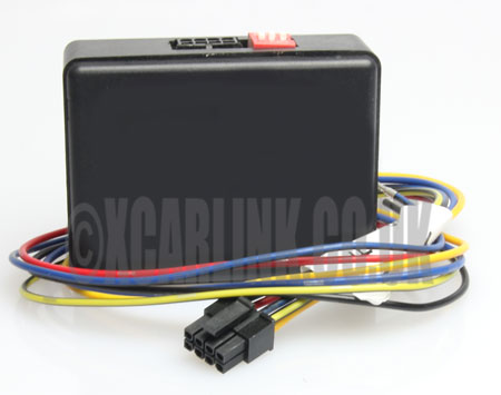 Mercedes Comand NTG3 TV DVD Plug and Play Video in Motion