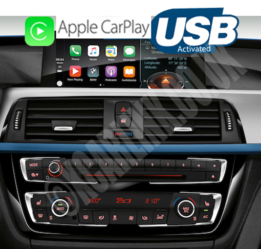 BMW EVO iDrive 5/6 Apple CarPlay Activation