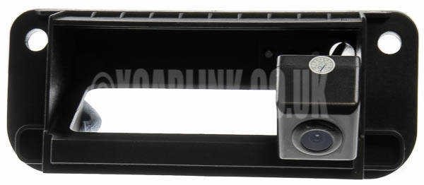 Mercedes W204 W212 Trunk Boot Handle Reverse Rear View Camera