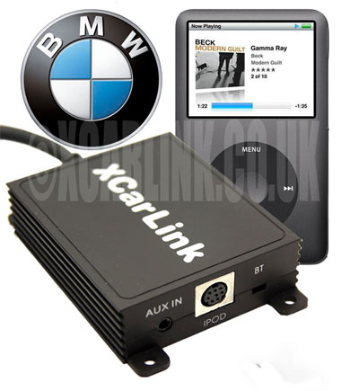 BMW iPod Interface (Business Radio) 10pin Round