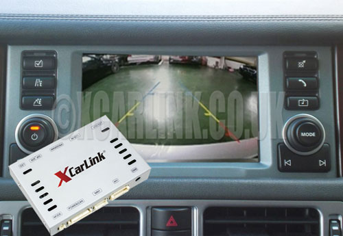 Land Rover Discovery 3 Range Rover Sport Multimedia Video Interface
